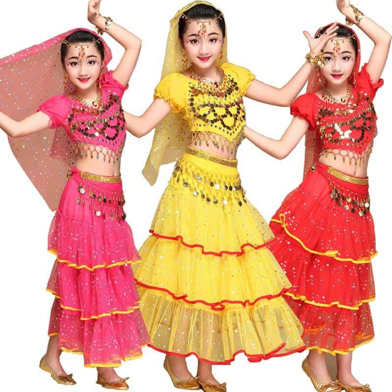 Bellly Dance For Kid - Lớp Múa Bụng Thiếu Nhi Tại Sài Gòn 5