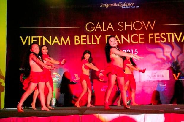 'Viet Nam belly Dance Festival April 2015' - Hành trình của những đam mê mãnh liệt 10