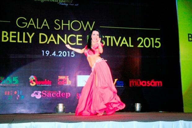 'Viet Nam belly Dance Festival April 2015' - Hành trình của những đam mê mãnh liệt 12
