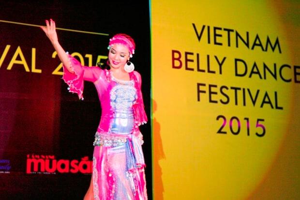'Viet Nam belly Dance Festival April 2015' - Hành trình của những đam mê mãnh liệt 13