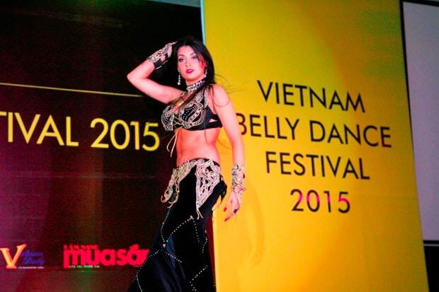 'Viet Nam belly Dance Festival April 2015' - Hành trình của những đam mê mãnh liệt 15