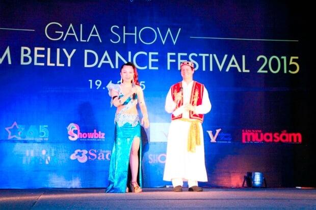 'Viet Nam belly Dance Festival April 2015' - Hành trình của những đam mê mãnh liệt 17