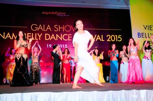 'Viet Nam belly Dance Festival April 2015' - Hành trình của những đam mê mãnh liệt 18