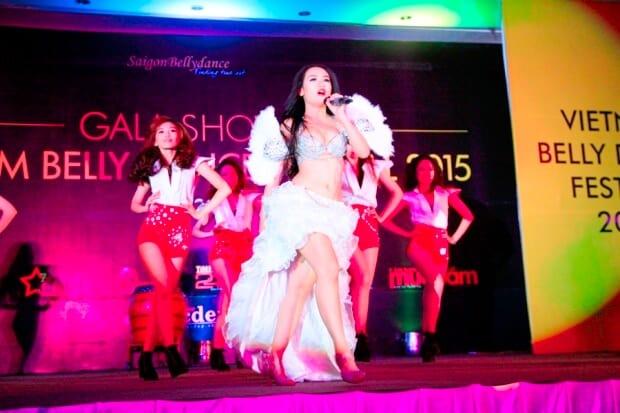 'Viet Nam belly Dance Festival April 2015' - Hành trình của những đam mê mãnh liệt 4