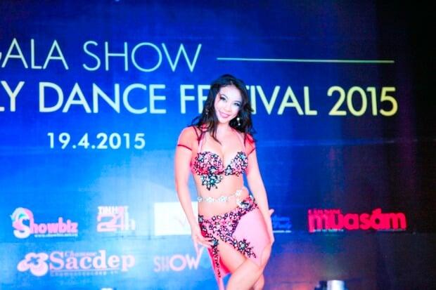 'Viet Nam belly Dance Festival April 2015' - Hành trình của những đam mê mãnh liệt 5