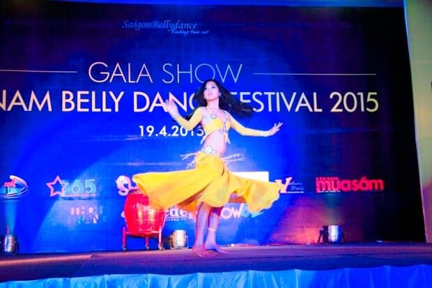 'Viet Nam belly Dance Festival April 2015' - Hành trình của những đam mê mãnh liệt 6