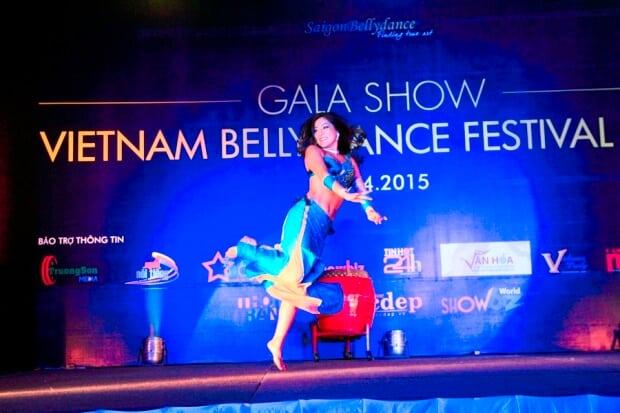 'Viet Nam belly Dance Festival April 2015' - Hành trình của những đam mê mãnh liệt 7