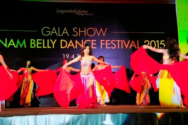 'Viet Nam belly Dance Festival April 2015' - Hành trình của những đam mê mãnh liệt 9