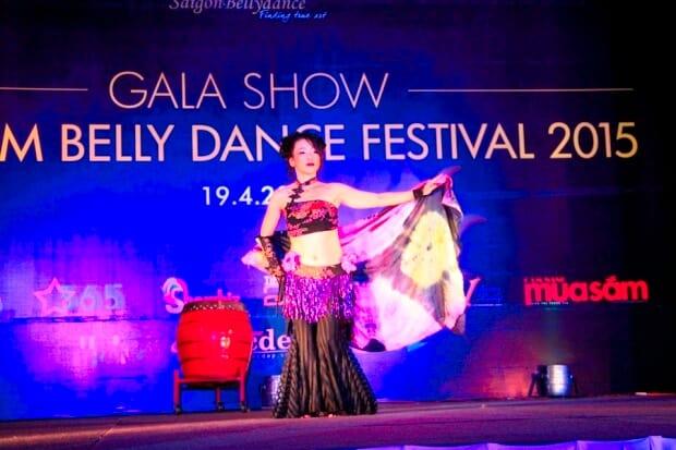'Viet Nam belly Dance Festival April 2015' - Hành trình của những đam mê mãnh liệt 2