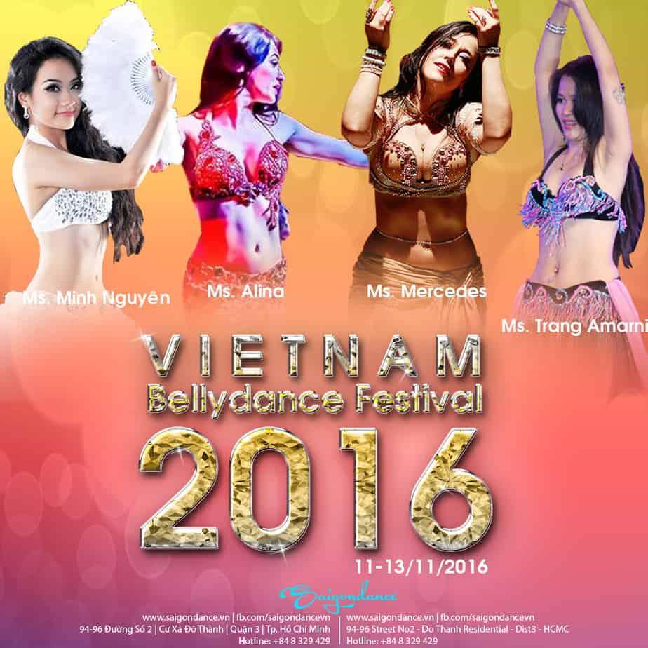 Vietnam Bellydance Festival 2016 2