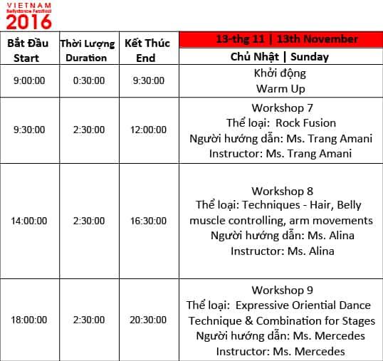 Vietnam Bellydance Festival 2016 5